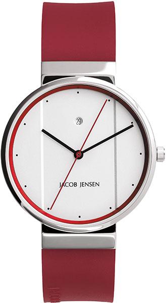 Мужские часы Jacob Jensen 756-jj все цены