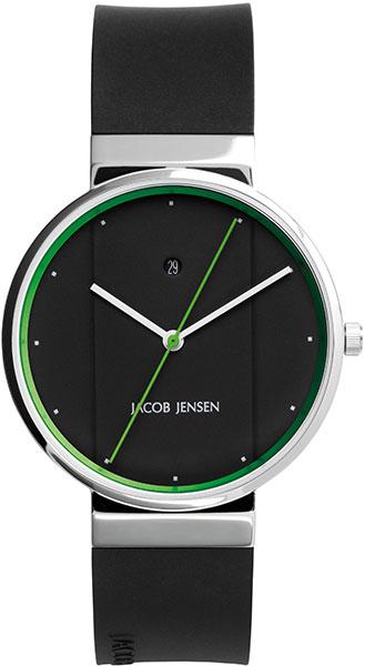 где купить Мужские часы Jacob Jensen 757-jj по лучшей цене