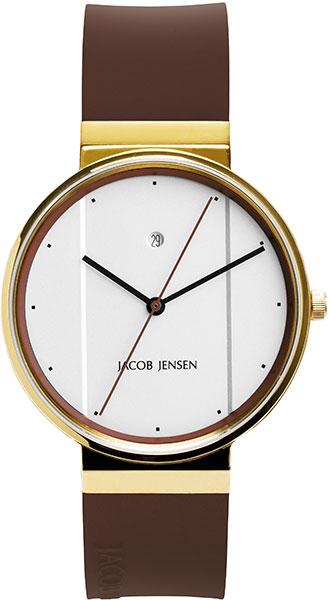 Мужские часы Jacob Jensen 758-jj все цены