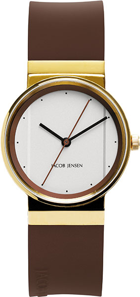 Женские часы Jacob Jensen 722-jj Мужские часы Casio EFR-549D-1B9