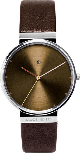 Женские часы Jacob Jensen 763-jj Мужские часы Seiko SNN277P1