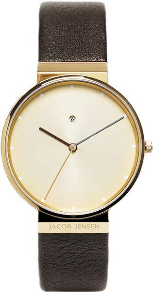 Мужские часы Jacob Jensen 845-jj цена