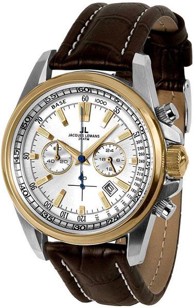 Мужские часы Jacques Lemans 1-1117DN все цены