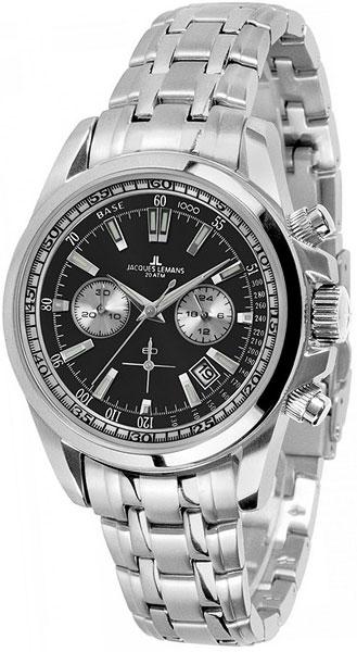 Мужские часы Jacques Lemans 1-1117EN jacques lemans 1 1117en