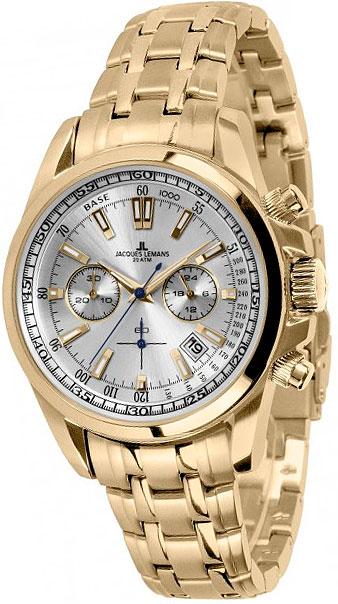 Мужские часы Jacques Lemans 1-1117LN-ucenka мужские часы jacques lemans 1 1907zg ucenka