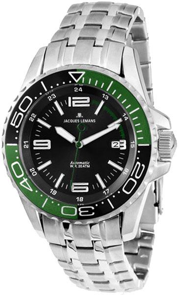 цена Мужские часы Jacques Lemans 1-1353E онлайн в 2017 году