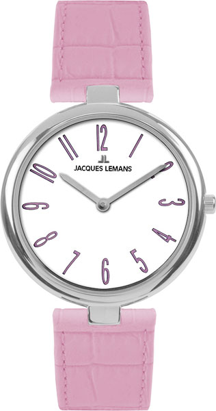 Женские часы Jacques Lemans 1-1407F jacques lemans часы jacques lemans 1 1777n коллекция london