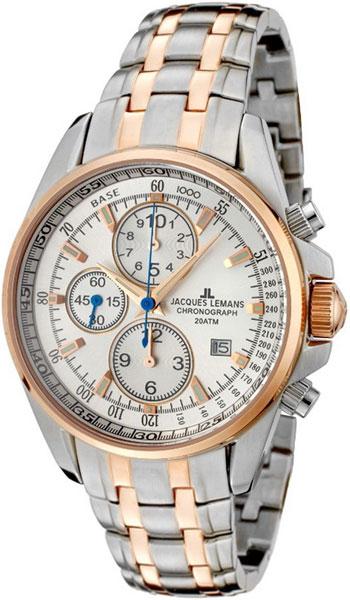 Мужские часы Jacques Lemans 1-1471C jacques lemans jl 1 1471c