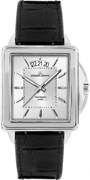Мужские часы Jacques Lemans 1-1537B jacques lemans jl 1 1537b
