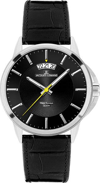 Мужские часы Jacques Lemans 1-1540A jacques lemans jl 1 1540a