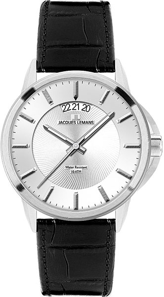 Мужские часы Jacques Lemans 1-1540B мужские часы jacques lemans 1 1540b