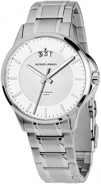Мужские часы Jacques Lemans 1-1540E