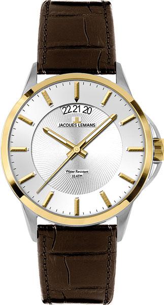 Мужские часы Jacques Lemans 1-1540H