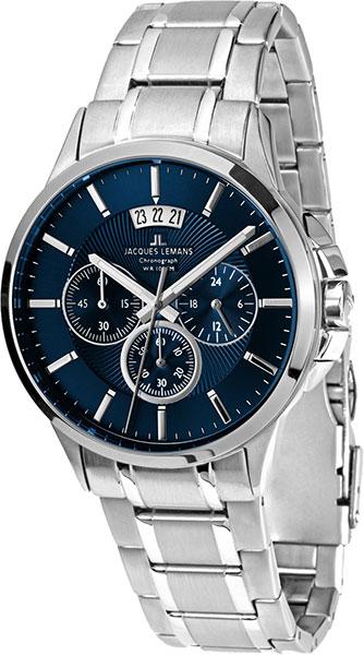 Мужские часы Jacques Lemans 1-1542I