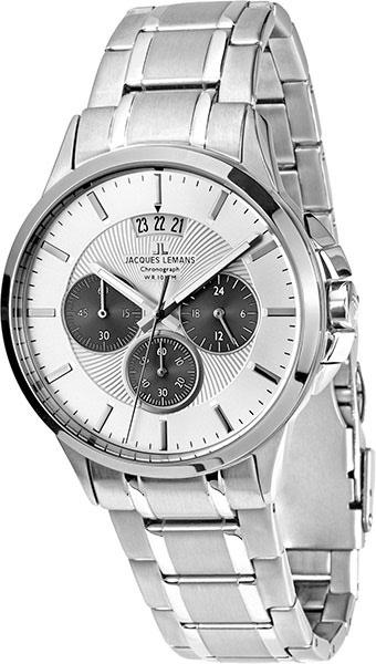 все цены на Мужские часы Jacques Lemans 1-1542M онлайн