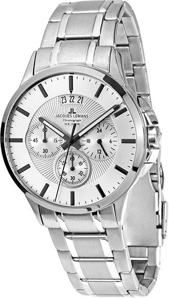 Мужские часы Jacques Lemans 1-1542P