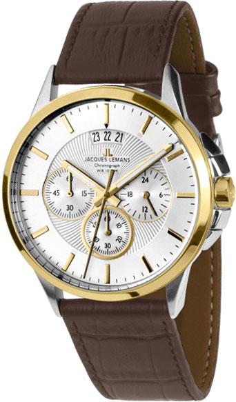 Мужские часы Jacques Lemans 1-1542R
