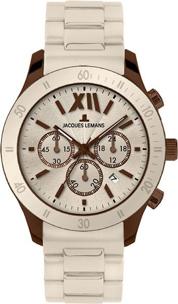 Мужские часы Jacques Lemans 1-1586S jacques lemans 1 1586s jacques lemans