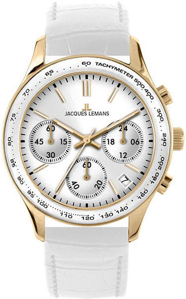 Женские часы Jacques Lemans 1-1587ZC