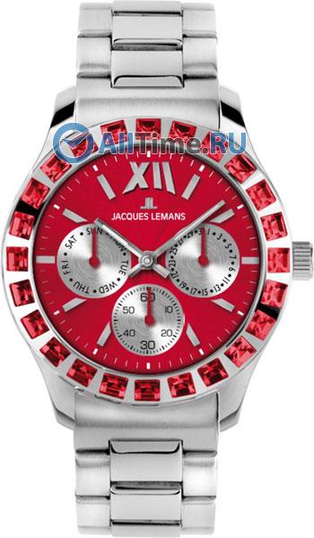 Женские часы Jacques Lemans 1-1627ZD