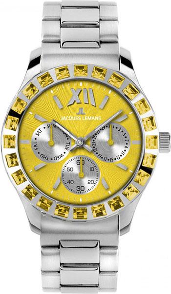 Женские часы Jacques Lemans 1-1627ZE цена 2017