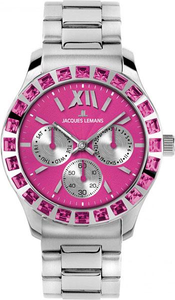 Женские часы Jacques Lemans 1-1627ZI
