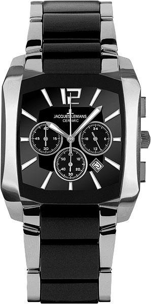 Мужские часы Jacques Lemans 1-1630A