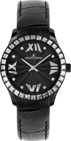 Женские часы Jacques Lemans 1-1633F jacques lemans jl 1 1633f