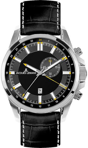 Мужские часы Jacques Lemans 1-1653A