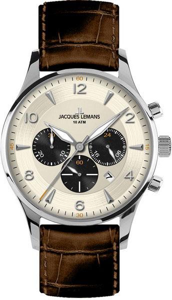 цена на Мужские часы Jacques Lemans 1-1654E