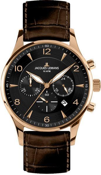 Мужские часы Jacques Lemans 1-1654G