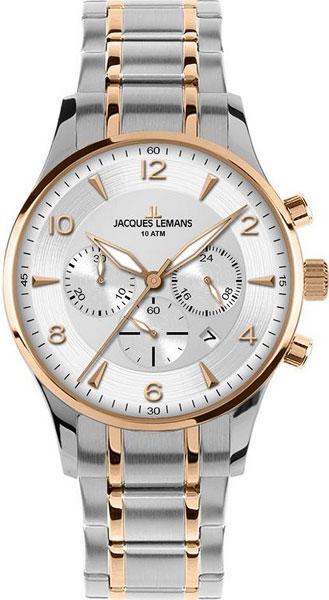 Мужские часы Jacques Lemans 1-1654P все цены