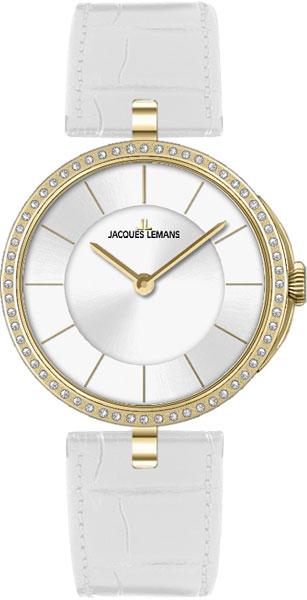 Женские часы Jacques Lemans 1-1662E-ucenka женские часы jacques lemans 1 1662i ucenka