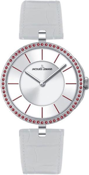 Фото - Женские часы Jacques Lemans 1-1662I кольца swarovski 5412018 17