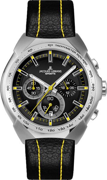 Мужские часы Jacques Lemans 1-1675E цена и фото