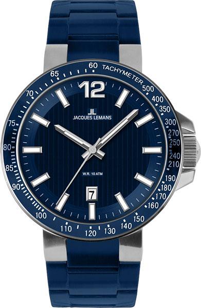 Мужские часы Jacques Lemans 1-1695C мужские часы jacques lemans мужские часы 1 1838d
