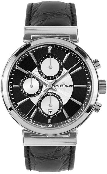 все цены на Мужские часы Jacques Lemans 1-1699A онлайн