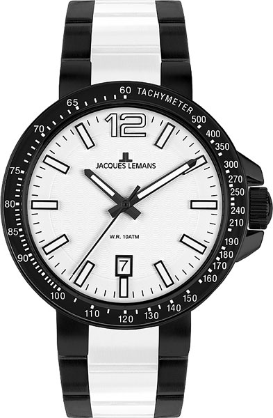 Мужские часы Jacques Lemans 1-1711F-ucenka мужские часы jacques lemans 1 1691ze ucenka