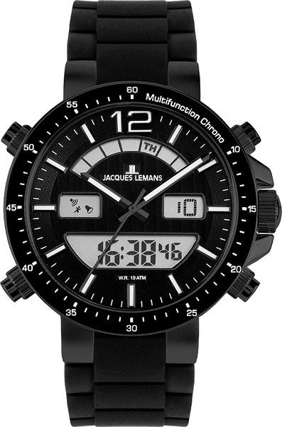 цена Мужские часы Jacques Lemans 1-1712O-ucenka онлайн в 2017 году
