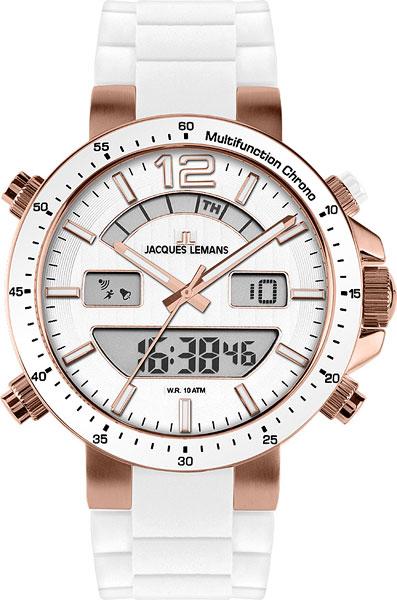 цена Мужские часы Jacques Lemans 1-1712Q онлайн в 2017 году