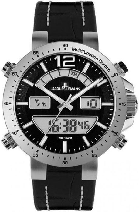 Мужские часы Jacques Lemans 1-1713A