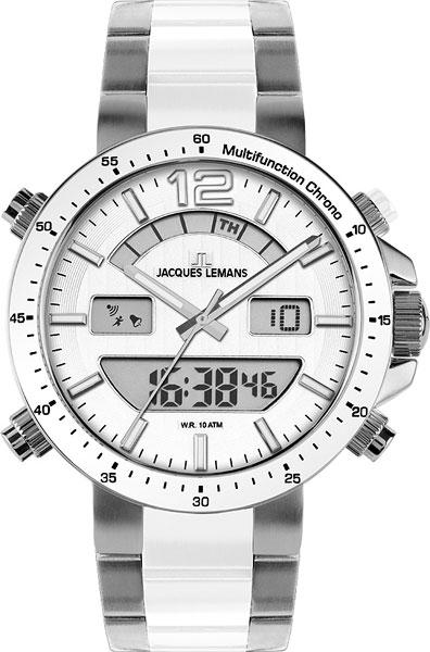 Мужские часы Jacques Lemans 1-1714B ключ jtc 1714