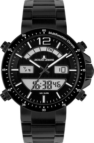 Мужские часы Jacques Lemans 1-1714E цена и фото