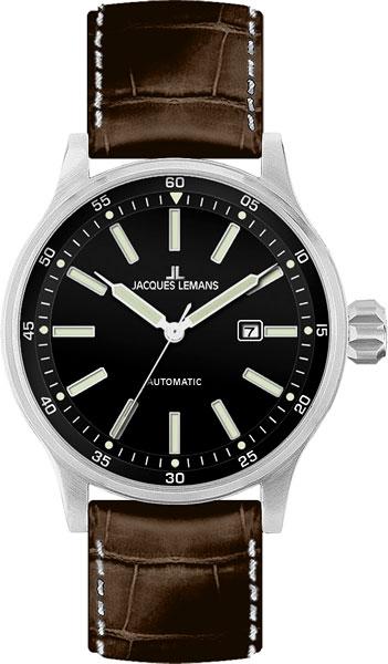 Мужские часы Jacques Lemans 1-1723B цена и фото