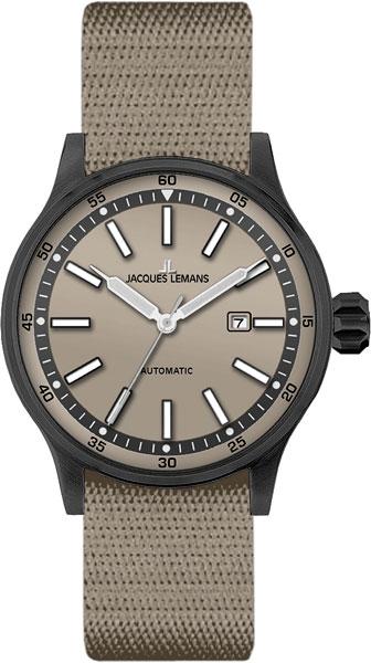 лучшая цена Мужские часы Jacques Lemans 1-1723F