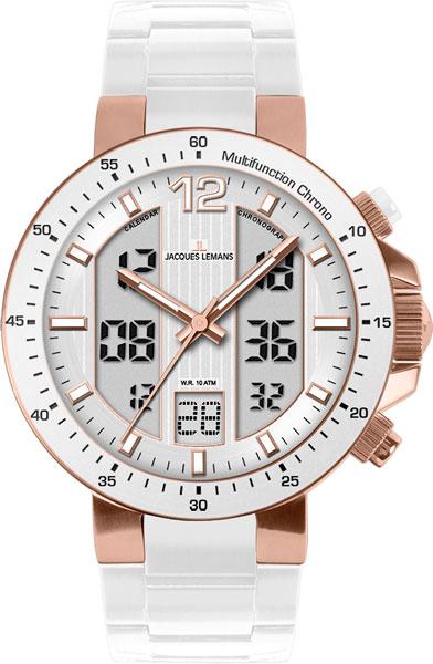 цена Мужские часы Jacques Lemans 1-1726E-ucenka онлайн в 2017 году