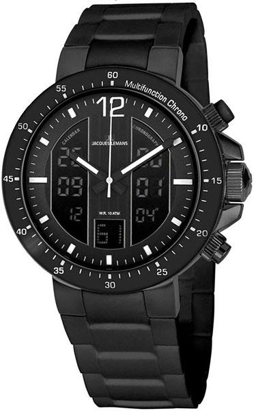 цены Мужские часы Jacques Lemans 1-1726F-ucenka