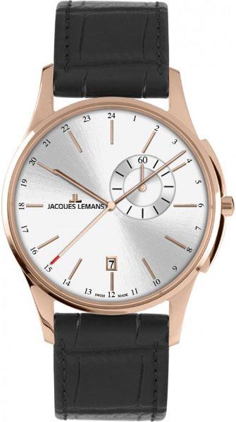Мужские часы Jacques Lemans 1-1744D