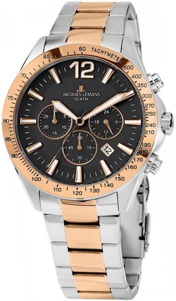 Мужские часы Jacques Lemans 1-1751G