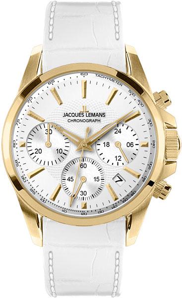 Фото «Наручные часы Jacques Lemans 1-1752D с хронографом»